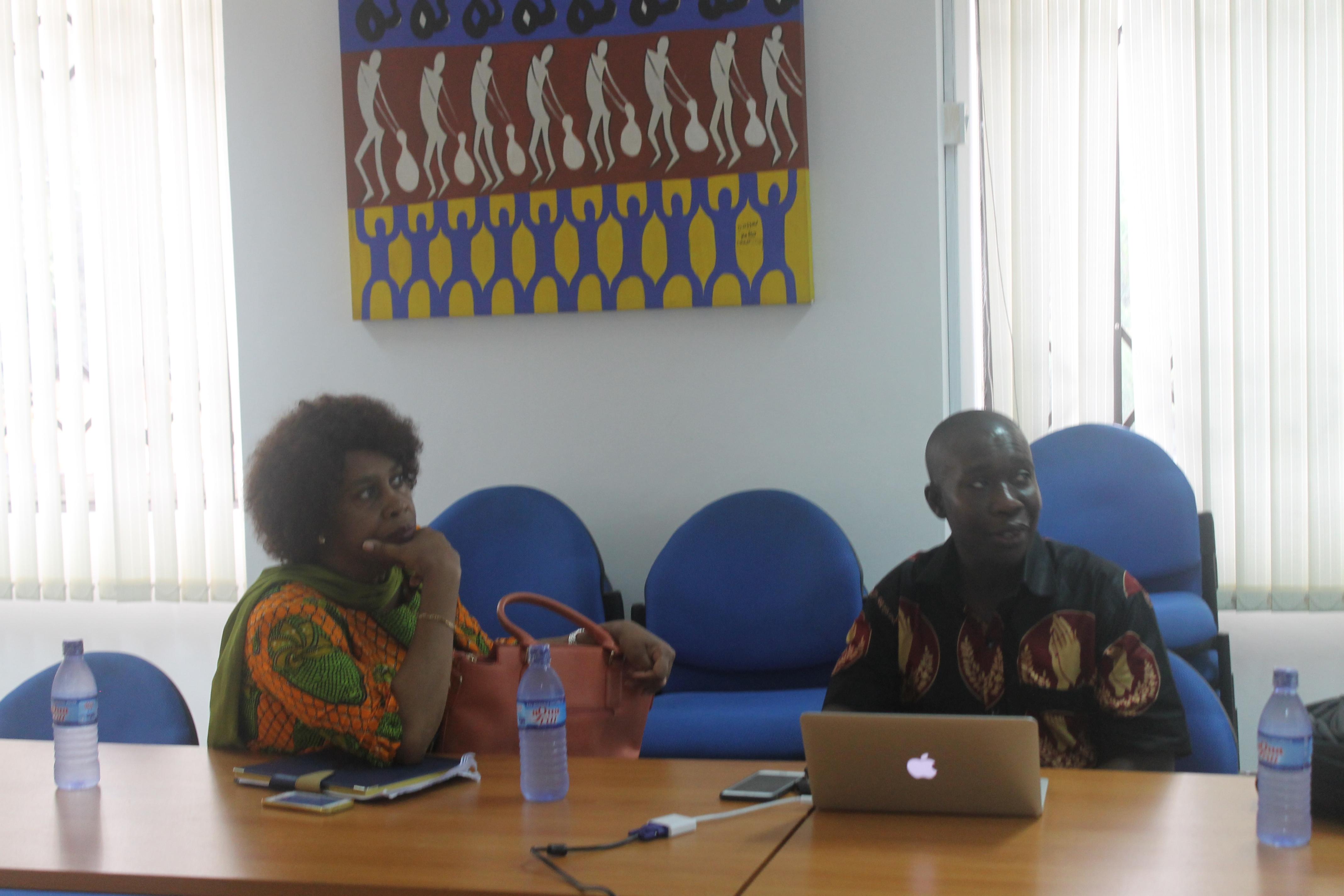GrOW Project Steering Committee Meeting